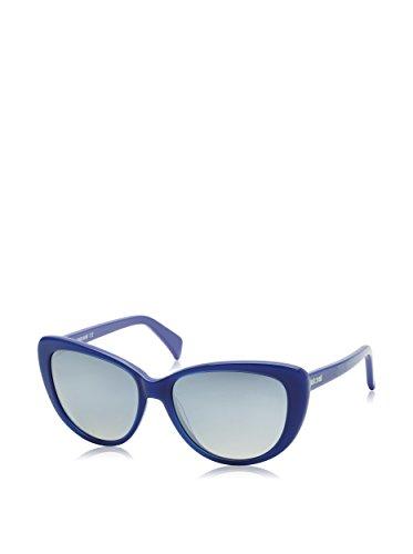 Just Cavalli Damen Sunglasses Jc646S 92C 57 Sonnenbrille, Blau,