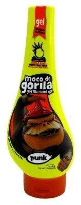 Moco De Gorila Gel Extreme Hold 11.99oz (Yellow) Punk (6 Pack) by Moco De Gorila - Extreme Hold Gel