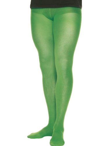 pfhose, 70 DEN, One Size, Grün, 25303 (Halloween-leggings Damen)