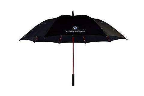 Premium Quality CAR BRAND Umbrella | Large Windproof Fiberglass Automatic BMW (Golf - Straight)