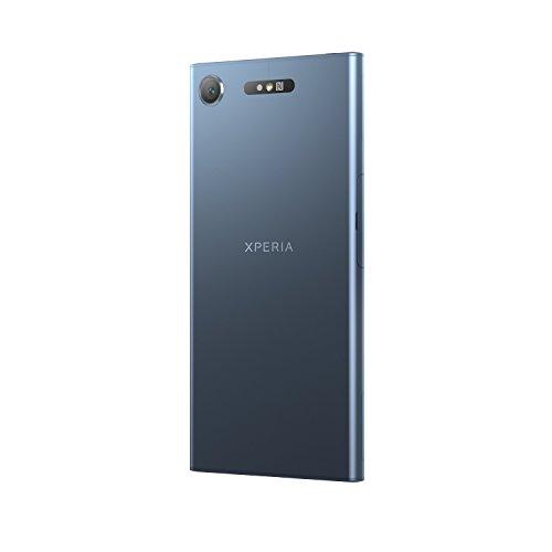 - 31o8su1yTqL - Sony Xperia XZ1 Smartphone da 64 GB, Moonlite Blu [versione Italia]