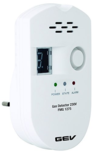 GEV Gasmelder 230 V FMG 1275