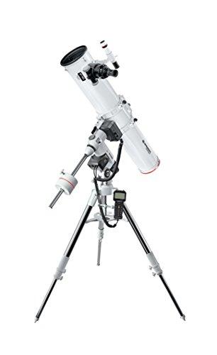 Bresser Messier Télescope NT-150L/1200 EXOS-2 EQ-5 GoTo Blanc
