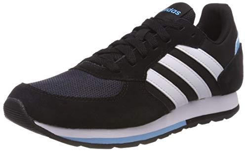 adidas Damen 8K Fitnessschuhe, Schwarz (Negbás/Ftwbla/Tinley 000), 37 1/3 EU