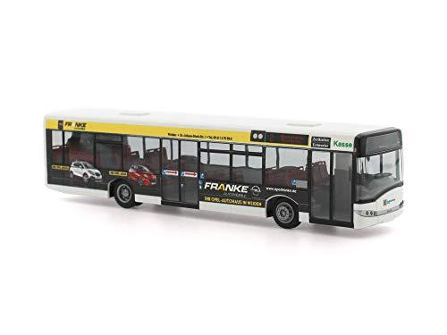 Rietze 65963Solaris Urbino 12City Weiden Opel Franke Bus Modell