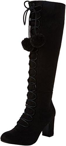 Joe Browns Women Forever Pom Stivali Da Equitazione Nero (nero)