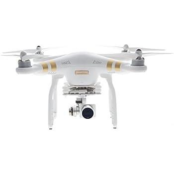 DJI Phantom III Professional Quadrocopter mit 4K Kamera