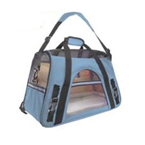 XGPT PET Carriers Dog Sling Bag Breathable Katze Rucksack tragbares Haustier aus,Blue