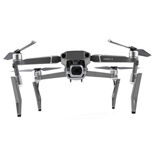 Mitlfuny RC Quadrocopter Drohne,Stoßdämpfer Fahrwerk verlängert Bein Stativ für DJI Mavic 2 PRO erhöhen