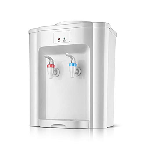 Schreibtisch Typ Kalte Warme Heiße Elektrische Wasserspender Mini Energie Sparen Heißes Wasser Kochen Eisige Gefrier Maschine Tee Kaffeebar Helfer, 360 * 300 * 270Mm
