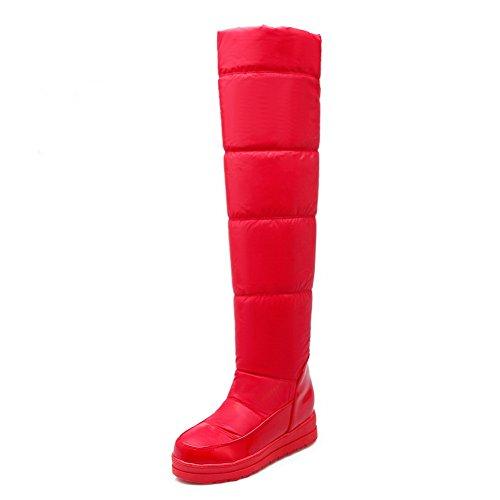 BalaMasa - Stivali da Neve donna Red