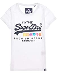 d3f7e571f97 Superdry Premium Goods Puff Entry tee Camiseta de Tirantes para Mujer