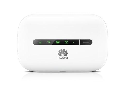 HUAWEI E5330 3G (Genuine UK Stock) SIM Free Mobile WiFi UK - White (21MB/s)