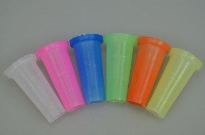 EL BAZ Hygiene Mundstücke bunt (außen)