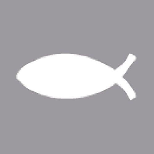 Rayher Hobby 89854000 Motivstanzer Fisch, ø 3,81 cm- 1,5 Zoll, geeignet für Papier/Karton bis zu 200g/m²