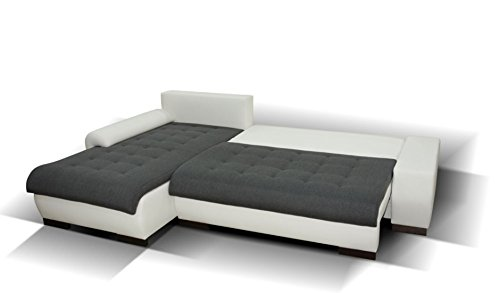 """CORNER SOFA """"PARIS"""" WITH PULL OUT BED, BESPOKE COMBINATION"""
