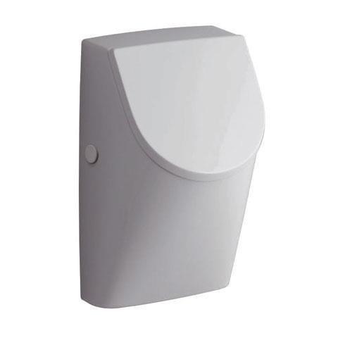 Keramag Renova Nr.1 Plan Urinal mit Deckel B: 32,5 H: 58 T: 30 cm weiß