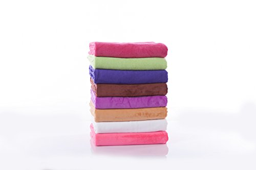Schönheitssalon verdickte Badetuch kann sich nicht leisten Haarausfall Handtuch Fuß Sofa Sofa Schweißtuch war Großhandel, hell (Kinder Bademäntel Großhandel)