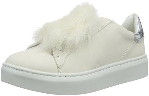 Blink Blane 601662A-E - Scarpe da ginnastica Donna, colore Bianco (Off White 05), taglia 37