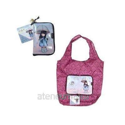 Gorjuss Puddlesof Love Foldding Shopper Bag
