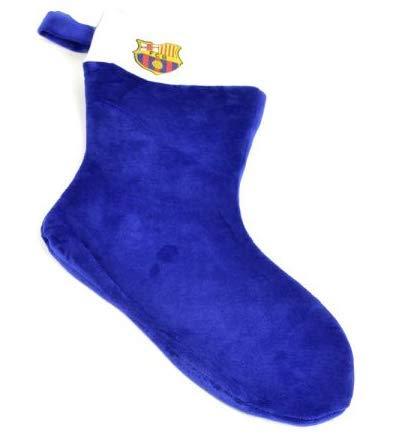 Christmas Stockings Weihnachten Strümpfe Fußball Team für Geschenke Geschenke-Verschiedene Premier League Clubs Barcelona