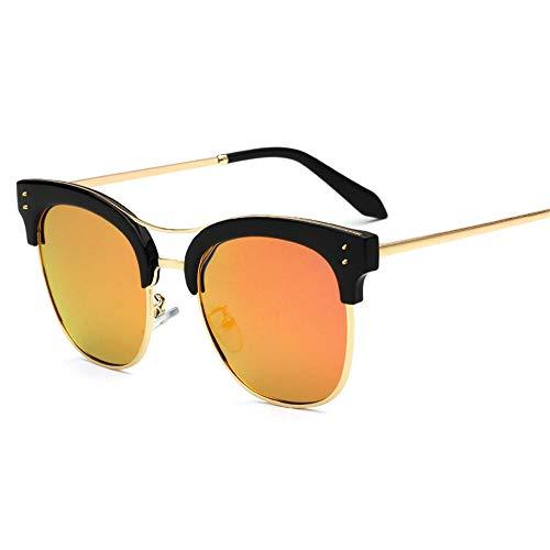 ANSKT Polarisierte Sonnenbrillen Halbrand Polarisierte Sonnenbrillen Herren u
