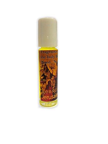 5x Salbung Öl Nard 10. ML Flaschen Duft Inhalt 14,2des Heiligen Bibel Jerusalem