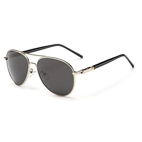 YIWU Brillen Männer Sonnenbrillen Die Neue Polarisierte leichte Hipster-Sonnenbrille Fahrerspiegel Fahren Angeln Sonnenbrille Spiegel männlich 2019 Brillen & Zubehör (Color : 3)