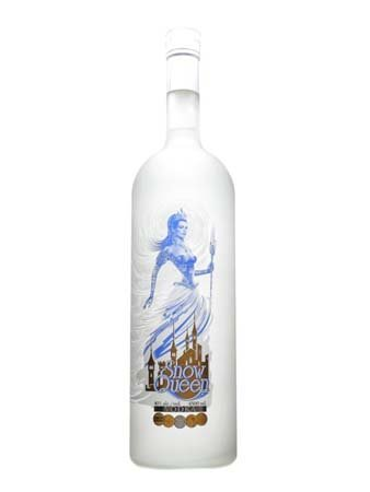 VODKA SNOW QUEEN KAZACHSTAN - vol. 40%