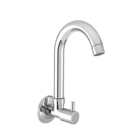 10x Sink Tap Foam Flow Turbo Chrome Plated 15MM || Sink Cock || Bathroom Fittings || Taps || Taps and Faucets || Bathroom Taps and Shower || Taps for Kitchen and Bathroom || Taps for Kitchen ||