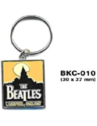 The Beatles - Liverpool Keyring