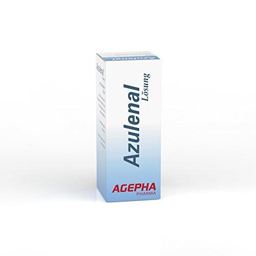 Azulenal Lösung - Zur Behandlung von Entzündungen in Mund, Magen und Darm