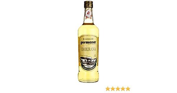 Germana Umburana Cachaça Rum 40 Vol 1 X 07 L Amazonde Bier