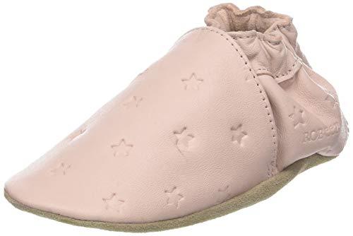 Robeez Unisex Baby Dressy Babyschuhe, Rose (Rose Clair 131), 21/22 EU