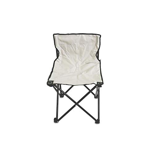 SereneLife Ersatzteil-Klappstuhl für Sauna, kompakt, Grau