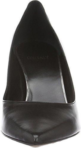 Oxitaly - Stefy 00, Scarpe col tacco Donna Nero (Nero (Nero))