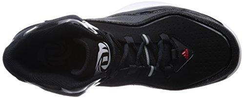 Adidas D Rose Dominate II, schwarz / rot / weiÃ? / schwarz, 7.5 M Us Schwarz