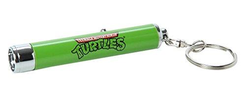 Teenage Mutant Ninja Turtles Sewer Lid Logo Flashlight (Videos Mutant Teenage Spielzeug Turtles Ninja)