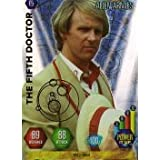 Doctor Who Alien Armies Embossed Foil Card E5
