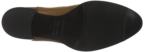 Strenesse Boot Leon, Bottes mi-hauteur non doublées femme Marron - Braun (GRAIN 630)