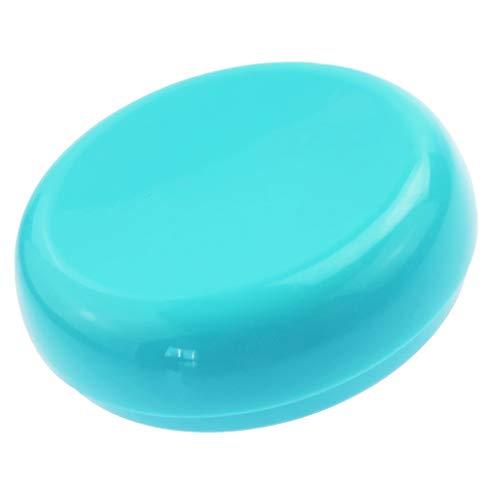 Baoblaze Magnetischer Pin Halter, Magnet Nadelspeicher Organizer Halterung Nähen Handwerk Zubehör - Blau (Pin Handgelenk Halterung)