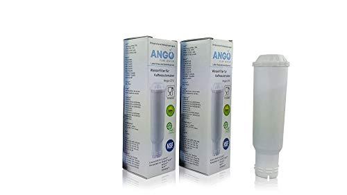 20 Wasserfilter passend zu Original F088 AEL01 für Krups Melitta Nivona Siemens