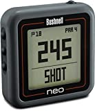 Bushnell NEO Ghost Golf GPS Charcoal Charcoal