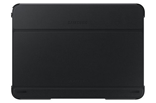 Zoll Tab Samsung Cover 4 10 (Samsung Folio Schutzhülle Book Cover Case für Galaxy Tab 4 10.0 Zoll - Schwarz)