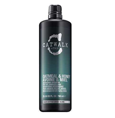 Tigi CATWALK Oatmeal und Honey Shampoo, 1er