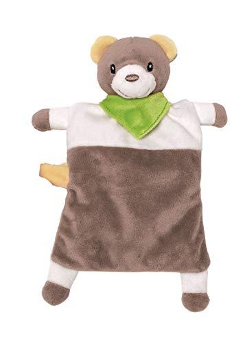 Eukalyptus-bar (welliebellies Schmusetuch für Kinder - Wärmekissen gegen Schmerzen und zum Wohlfühlen - Wohltuender Kräuterduft durch Rosmarin und Lavendel, Eukalyptus & Pfefferminz - Bär)