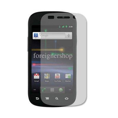 Nexus S/i9020, with LCD Displayschutzfolie Kunststoff