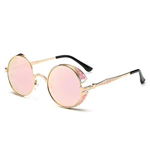 WSUK - Lunettes de soleil - Homme Rose Pink z50Z7rSCb
