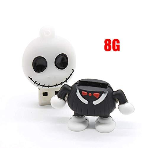 Funnyrunstore Cartoon Pen Drive Monster-Puppe USB-Flash-Speicher-Memory-Stick (8G)