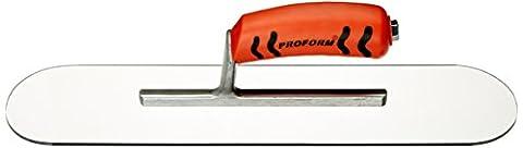 plexi-plastic béton Truelle 16X 4ProForm Poignée par Kraft Outil